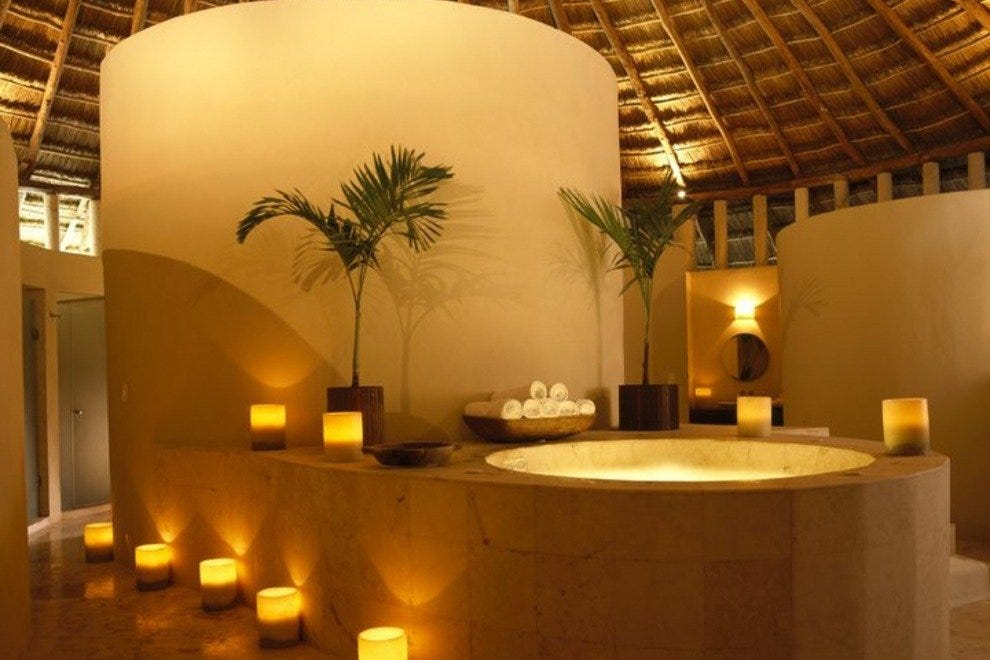 The Wayak Spa at Viceroy Riviera Maya