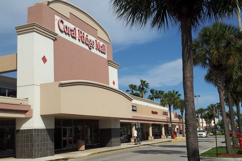 Coral Ridge Mall Fort Lauderdale Shopping Review 10best