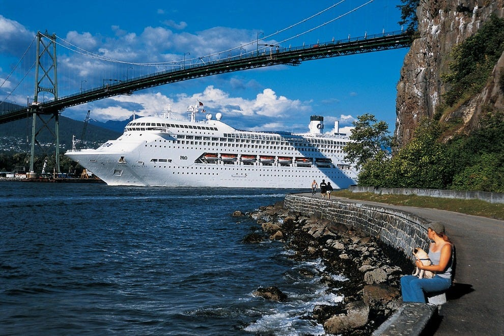 VancouverBritish Columbia Cruise Ports