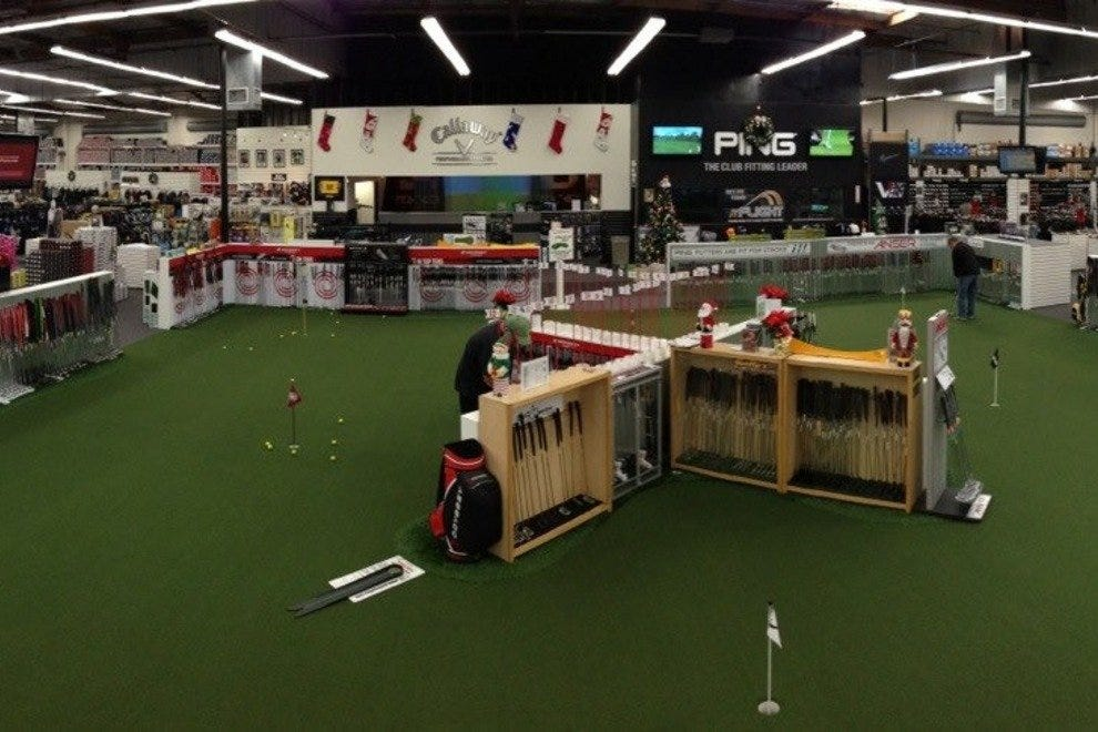 Roger Dunn Golf Shop