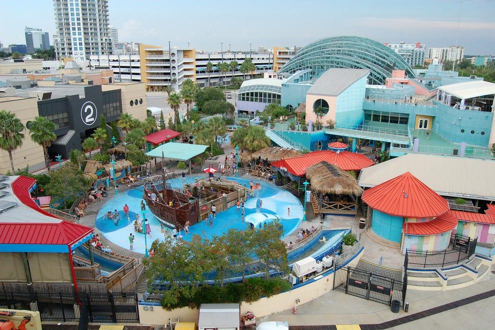 Tampa Florida Cruise Ports
