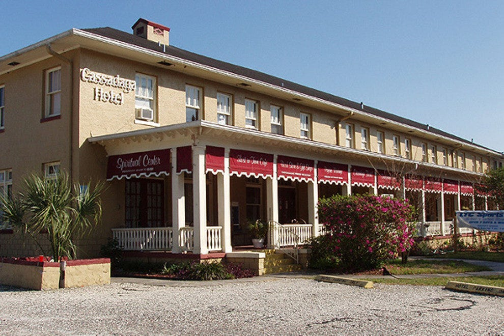 The Cassadaga Hotel: lovers of the paranormal, behold your Central Florida haven.
