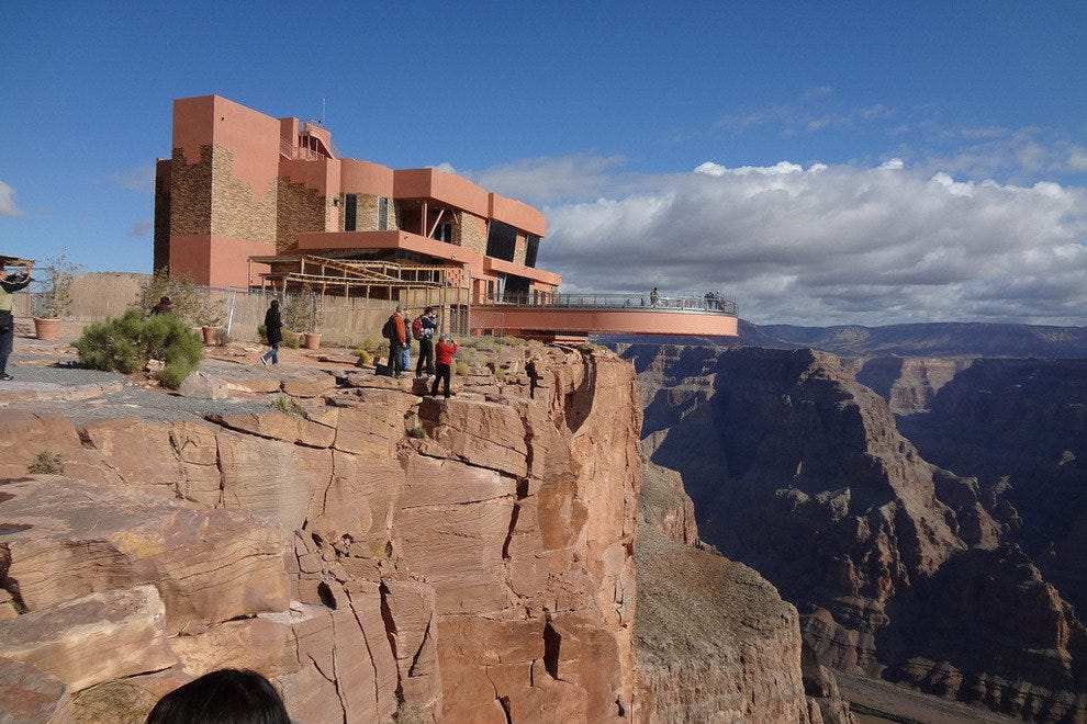 The Magnificence of the Grand Canyon Skywalk