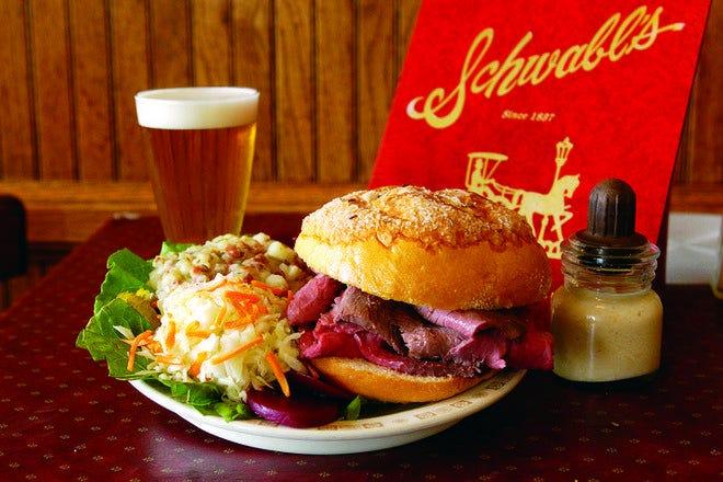 Beef on Weck in Buffalo