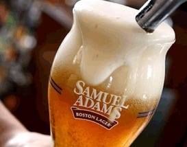 Learn, Look and Drink at Samuel Adams Brewery in Boston