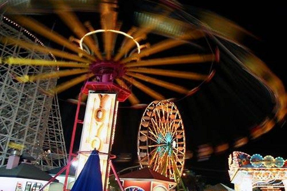 Best Myrtle Beach Attractions And Activities Top 10best Attraction Pavilion Amut Park