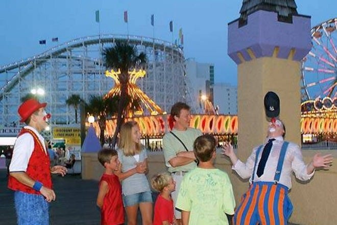 Attraction Slideshow Outdoor Activities In Myrtle Beach