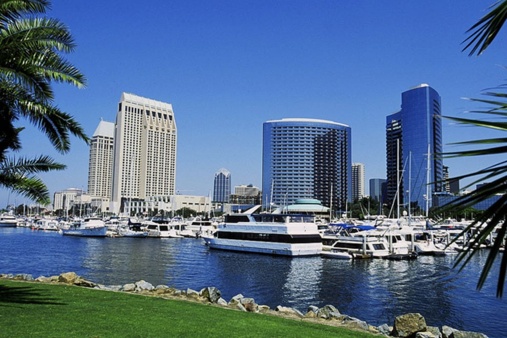 Hotels Near Petco Park Hotels In San Diego