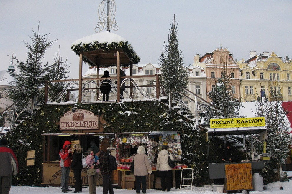 Christmas Market in the Old Town