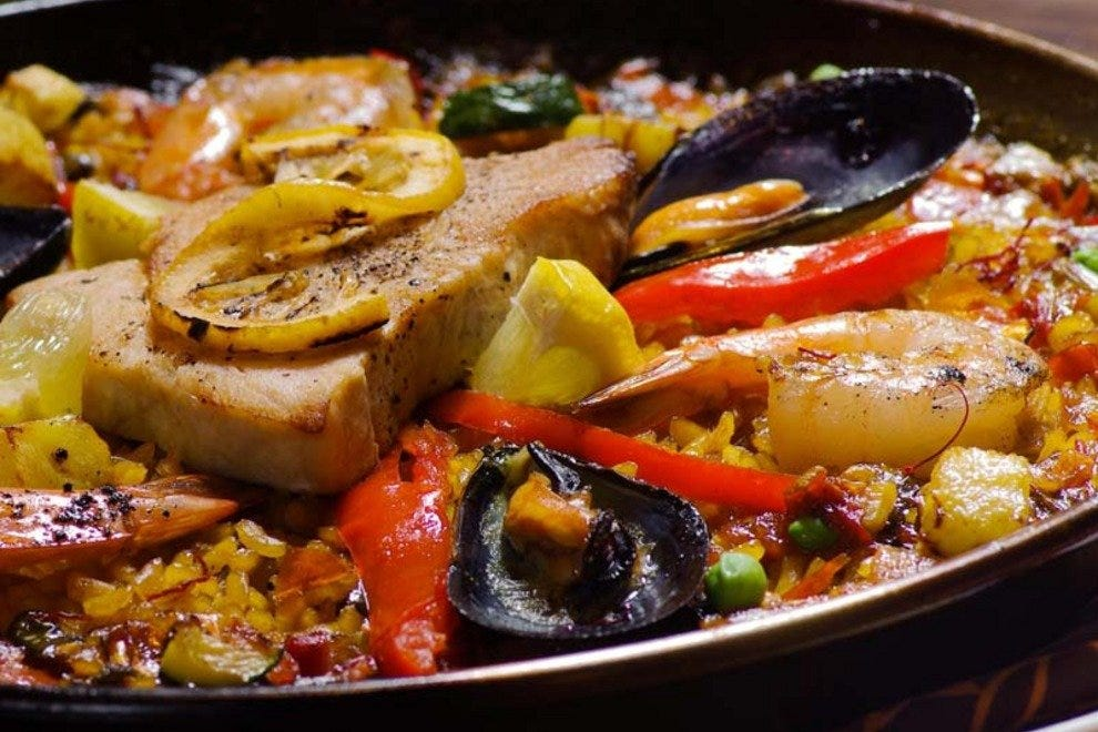 Paella of Canela