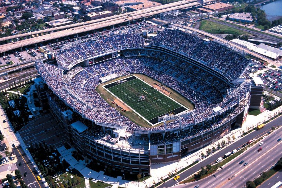 Best Nfl Stadium Winners 2013 10best Readers Choice