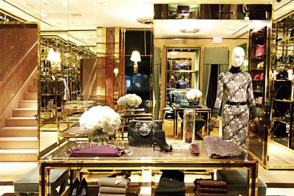 Step inside Tory Burch's Vancouver store for luxury shopping