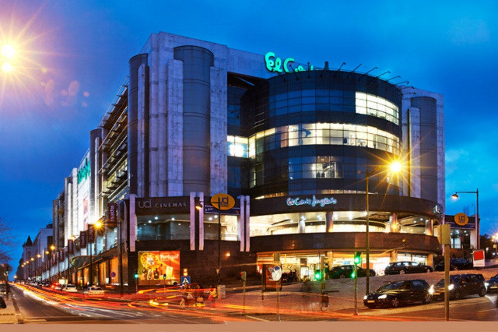 El corte ingl s lisbon shopping review 10best experts and tourist reviews - El corte ingles stores ...