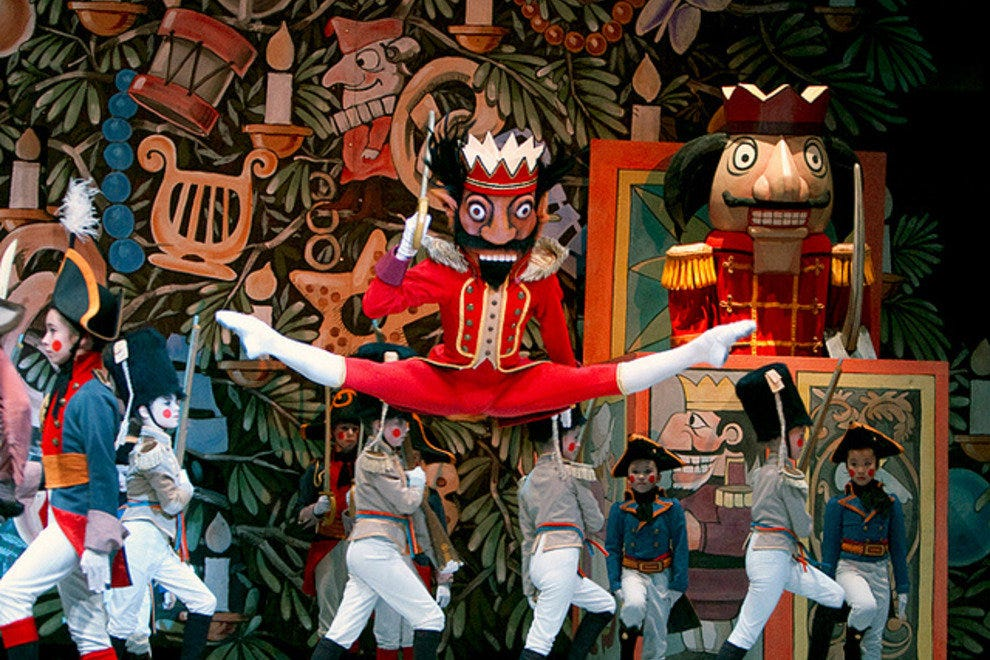 Pacific Northwest Ballet's Nutcracker