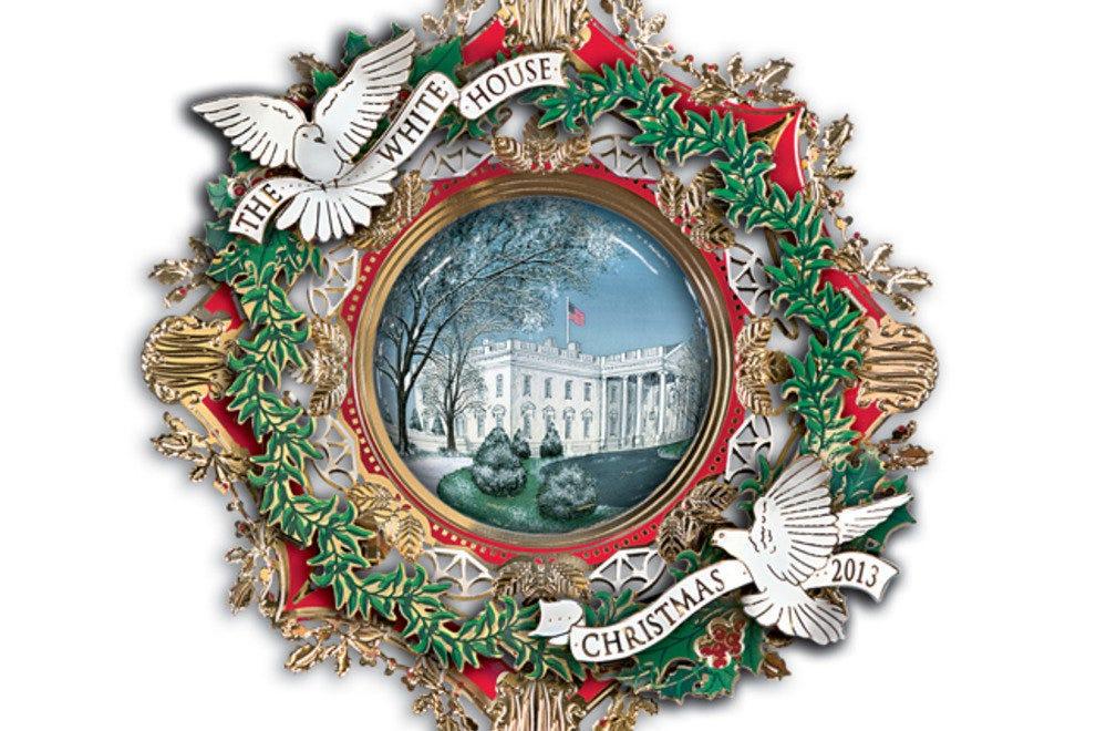 2019 White House Christmas Card.White House Historical Association Washington Shopping