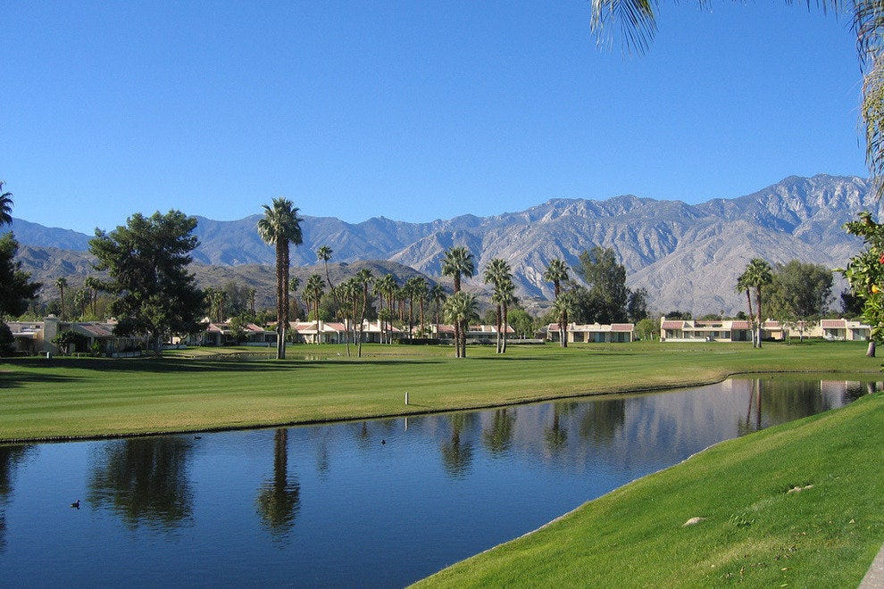 Go Golf Crazy in Palm Springs