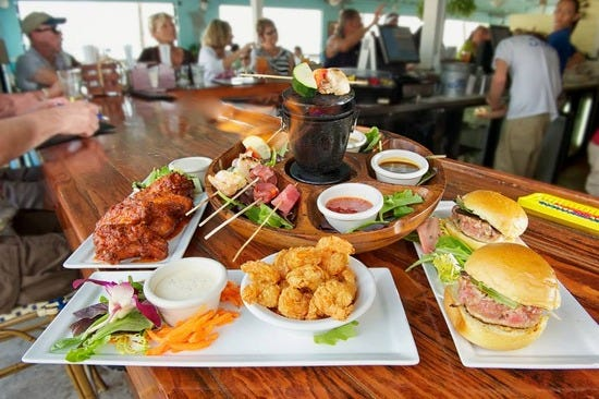 Southernmost Cafe Breakfast Menu