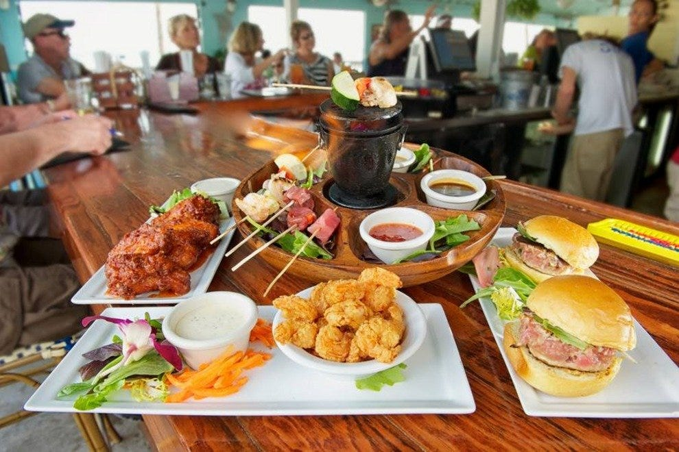 Top  Healthy Restaurants In South Beach