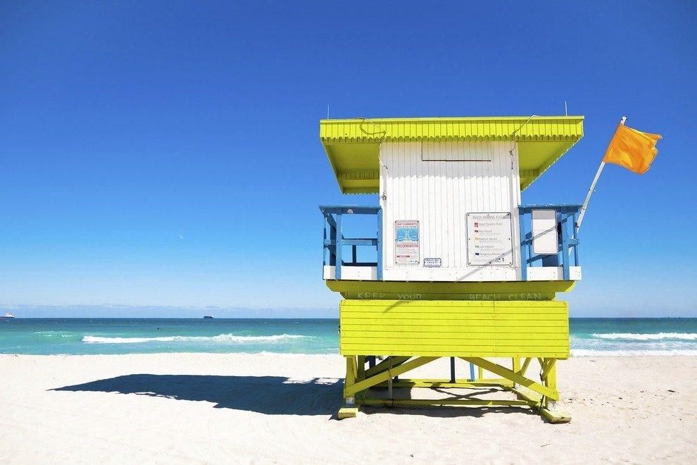 Beaches, Art and More in Miami