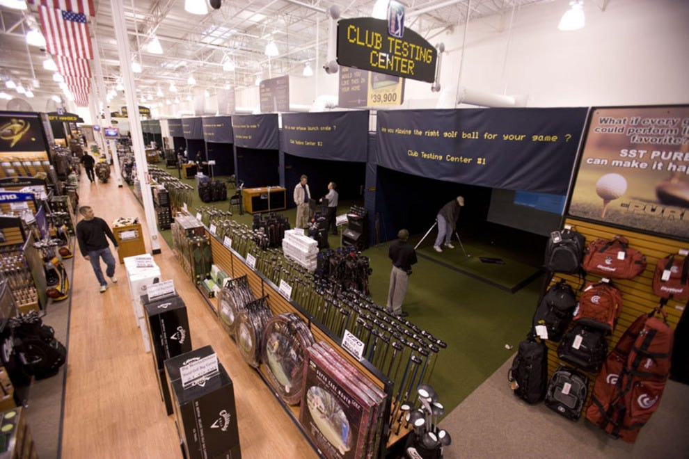 Martin's PGA TOUR Superstore - Broadway