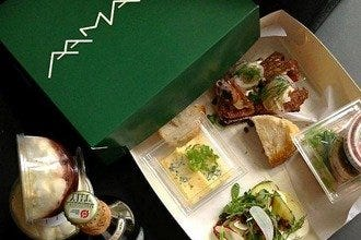 Copenhagen's Gourmet Take Out. From Smørrebrød to Sushi