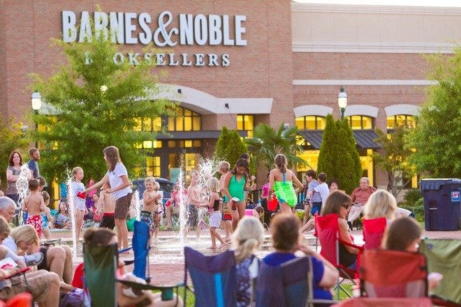 Shopping Malls and Centers in Nashville
