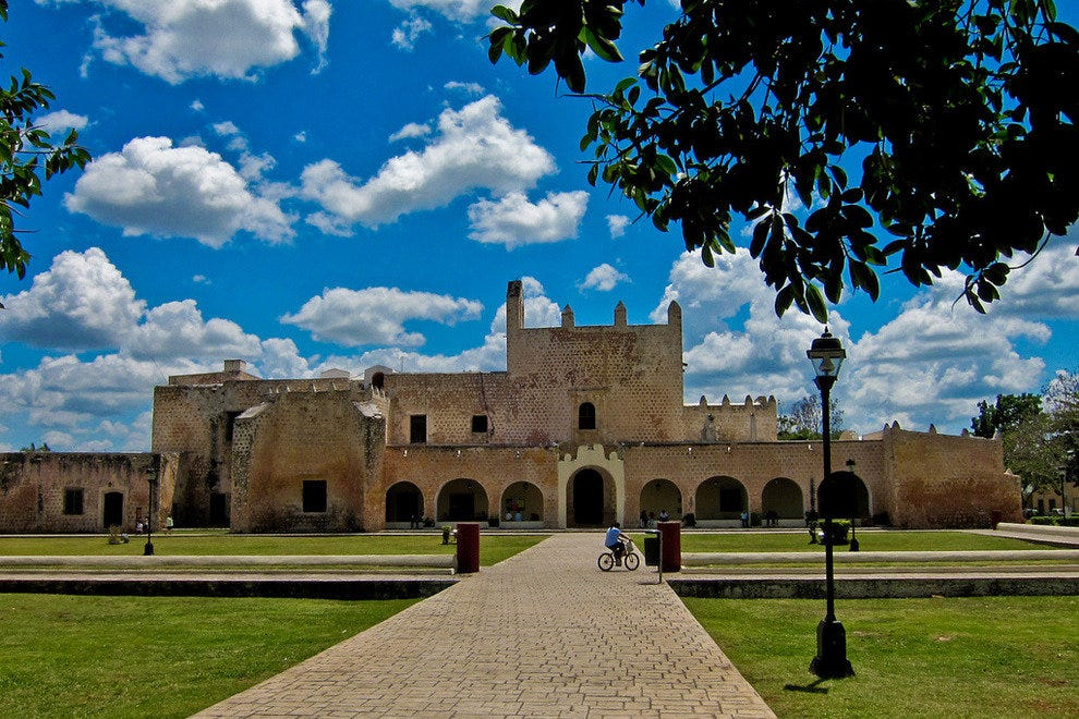 A visit to the Convent of San Bernardino is a must during your Valladolid visit