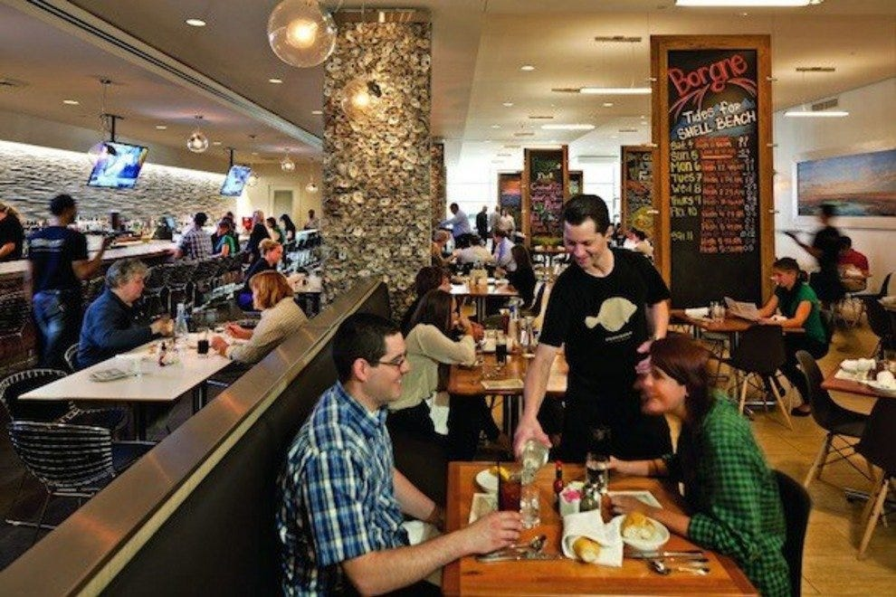 John Besh Restaurants In New Orleans Louisiana