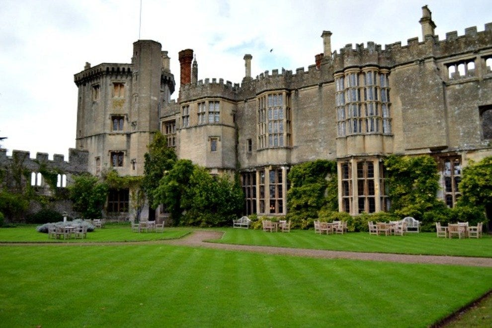 Downton Abbey Fans Will Love Thornbury Castle