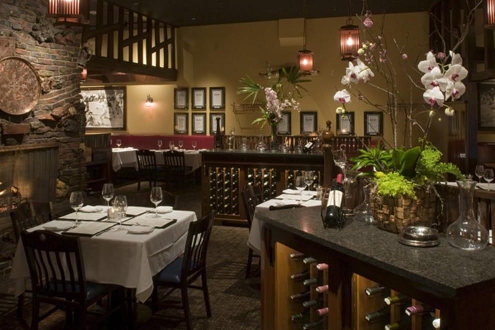 Romantic Restaurants Downtown Portland