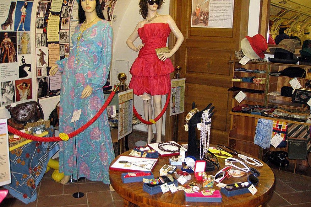 4b5ece040 Prague's Only Fashion Museum and Vintage Shop