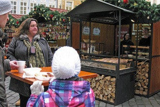 Mulled Wine Stands