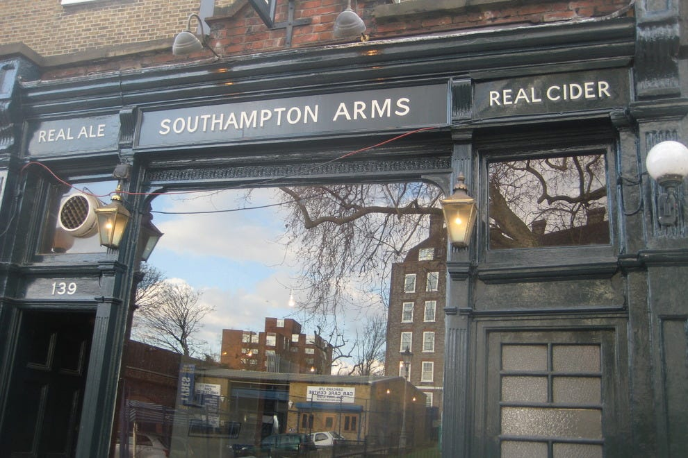 The Southampton Arms