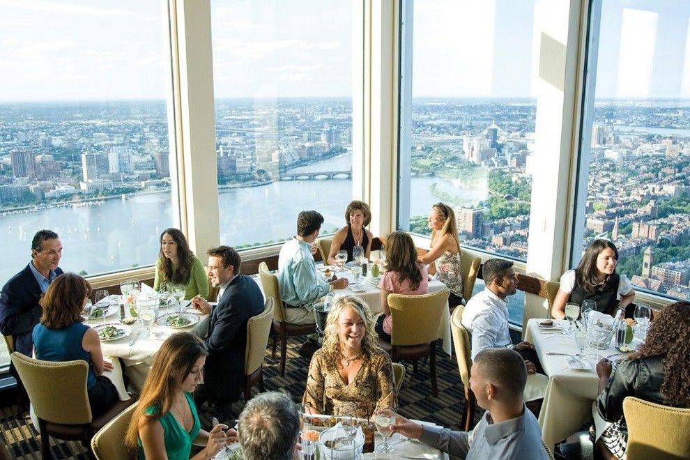 Boston Romantic Dining Restaurants 10best Restaurant Reviews