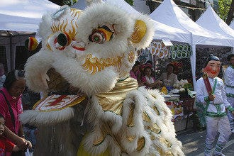 Chinese New Year to Hit Bangkok's Streets