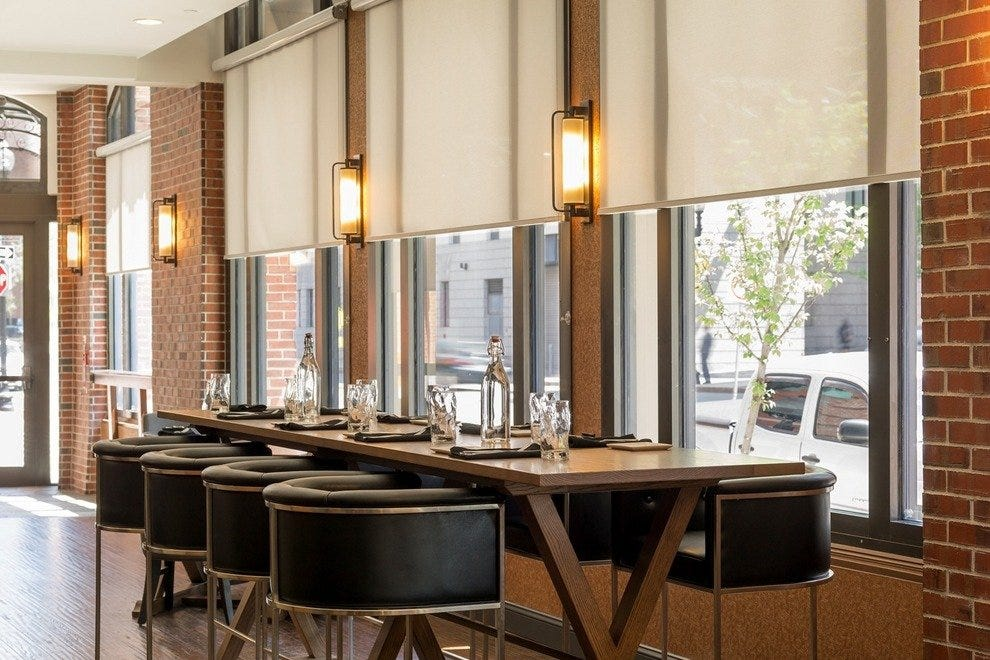 Finch Boston Restaurants Review 10best Experts And Tourist Reviews