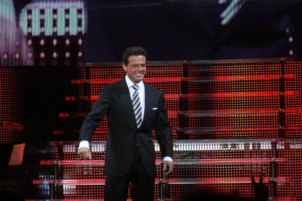 Luis Miguel is one of Mexico's most beloved artists