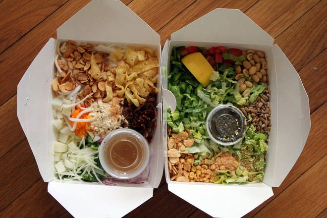 Take Out in Toronto