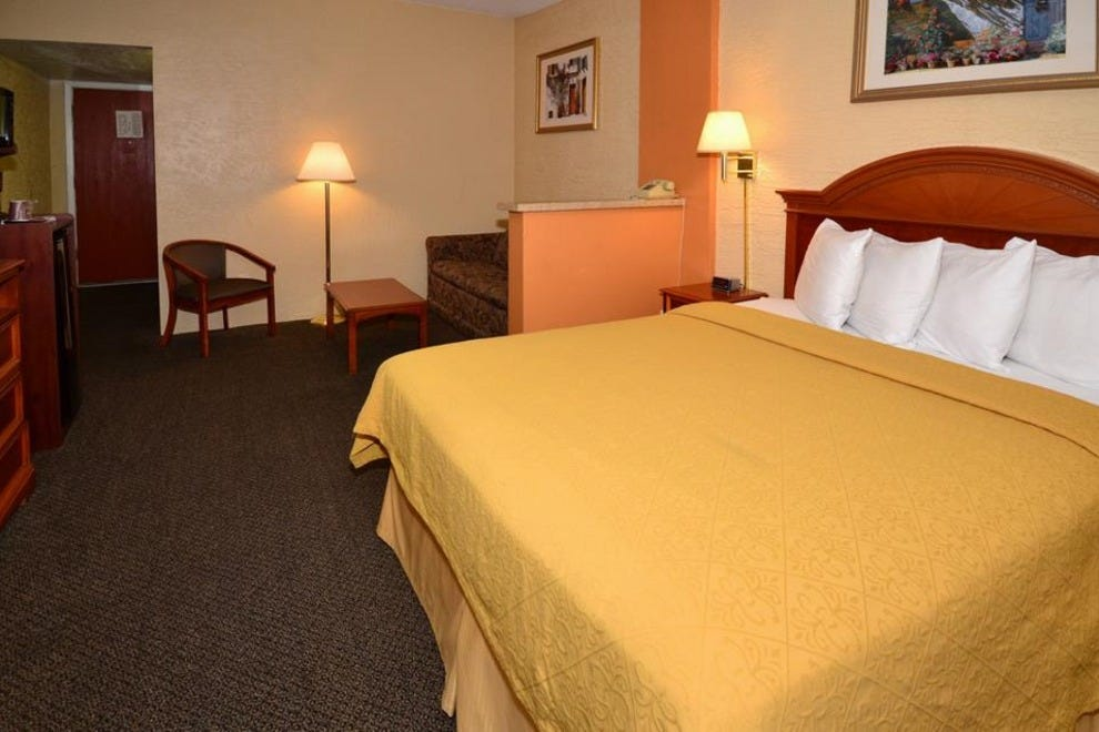 Quality Inn & Suites Downtown New Orleans