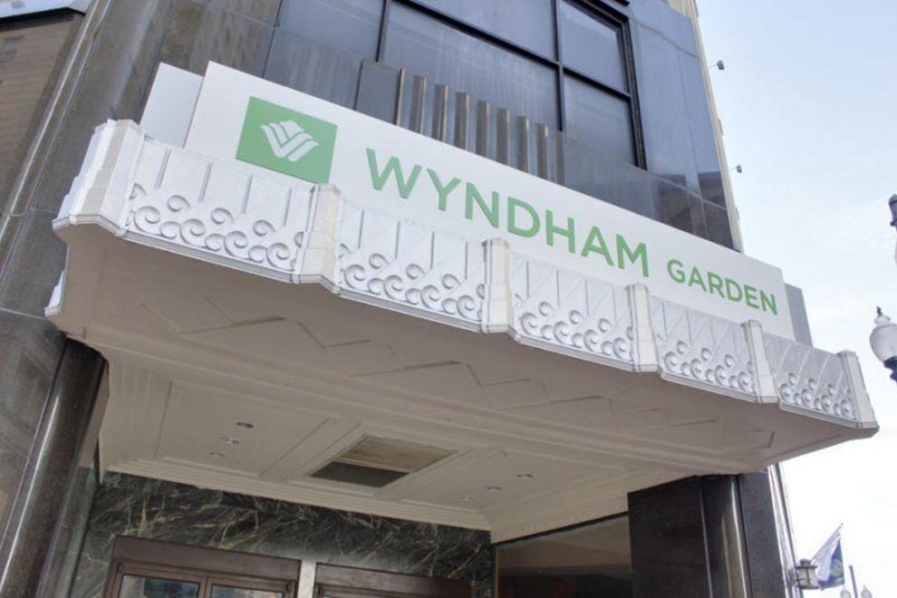 Wyndham Garden Hotel Baronne Plaza New Orleans Hotels Review 10best Experts And Tourist Reviews