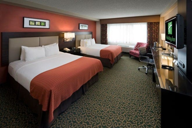 Hotels near The Cow Palace