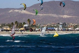 Lord of the Wind: Los Barriles' Annual Kiteboarding, Windsurfing Competition