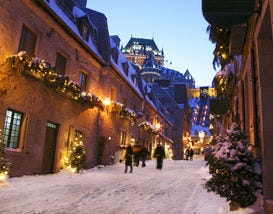 10 Totally Charming Places for the Holidays