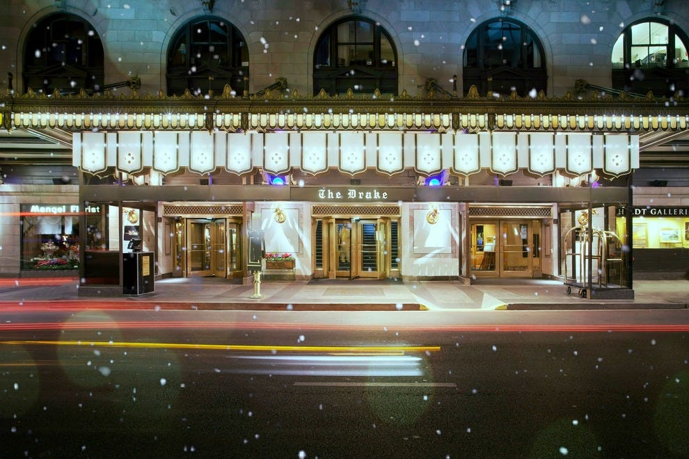 The drake hotel chicago hotels review 10best experts for Best boutique hotels chicago