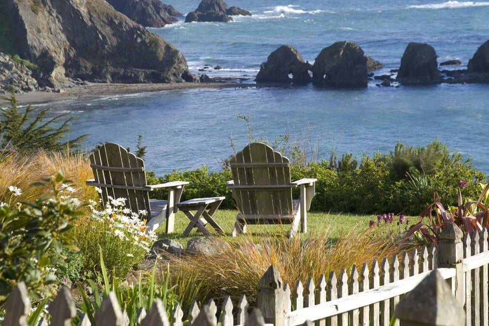 Best romantic n american getaway winners 2013 10best for California romantic weekend getaways