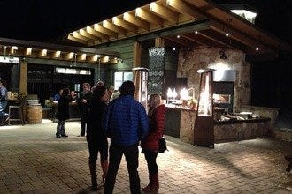 Lake Tahoe's Ritz-Carlton Offers Slope-Side Dining at Backyard Bar & BBQ