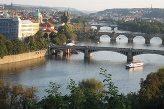 Be a Romantic and Come to Prague on Lovers' Day