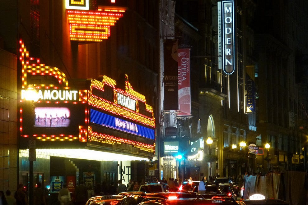 About Theatre District