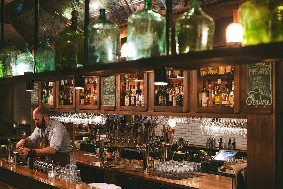 Top Ten Restaurants In Bath