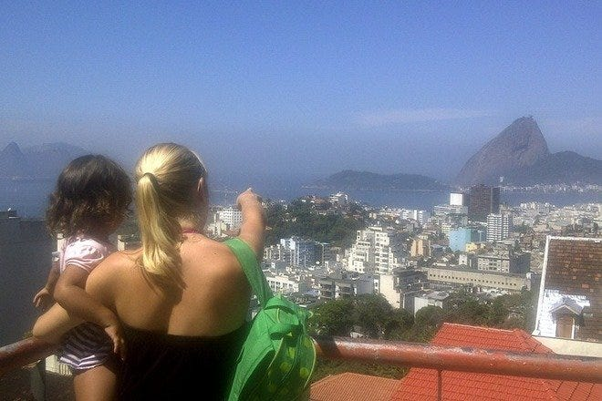 与里约热内卢的孩子有关的事情